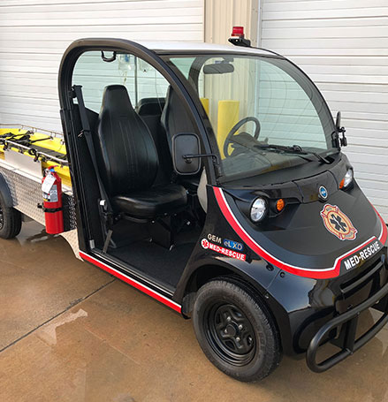 Polaris Brings Fire And Rescue RANGER PRO XD GEM And