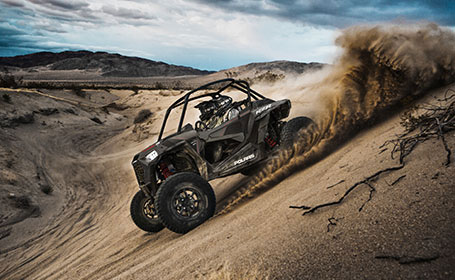Shifting on Off-Road Vehicles