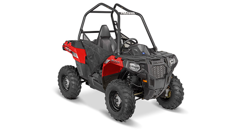 POLARIS® ACE® 570 INDY RED