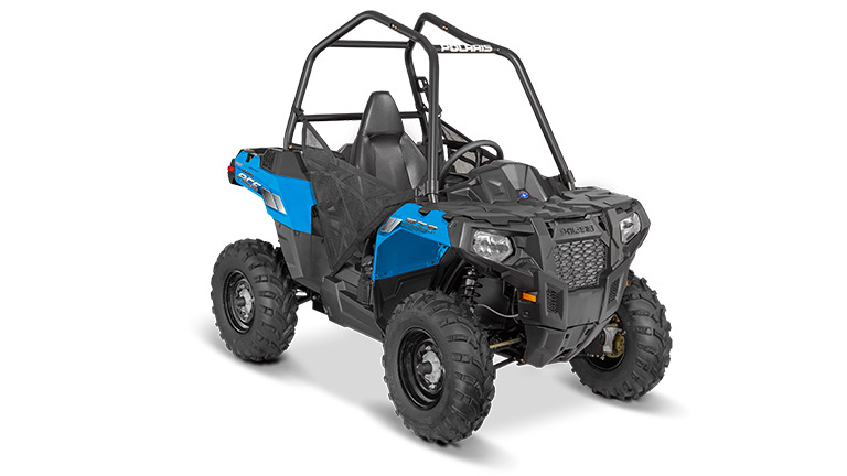POLARIS® ACE® 570 VELOCITY BLUE