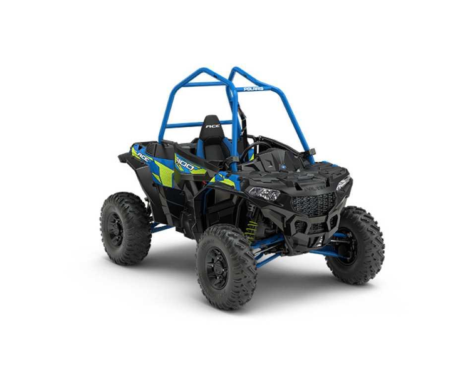 POLARIS ACE 900 XC Velocity Blue