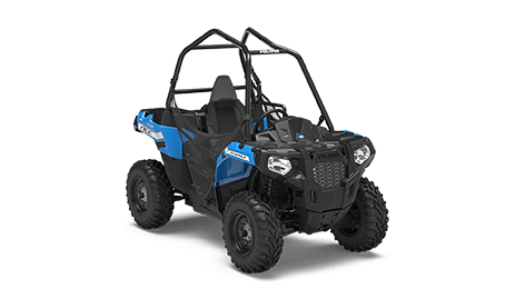 Polaris ace : single seat all terrain vehicles