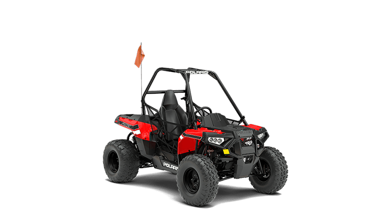Polaris ACE 150 Indy Red