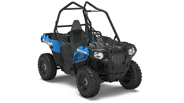 Polaris ACE 500 Velocity Blue