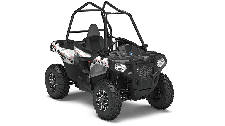 Polaris ACE 570 EPS Ghost Gray