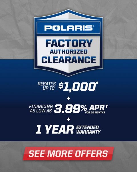 Polaris ACE: Single-seat ATVs Canada