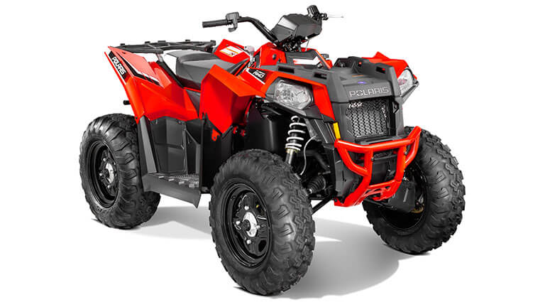 SCRAMBLER® XP 850 H.O. INDY RED