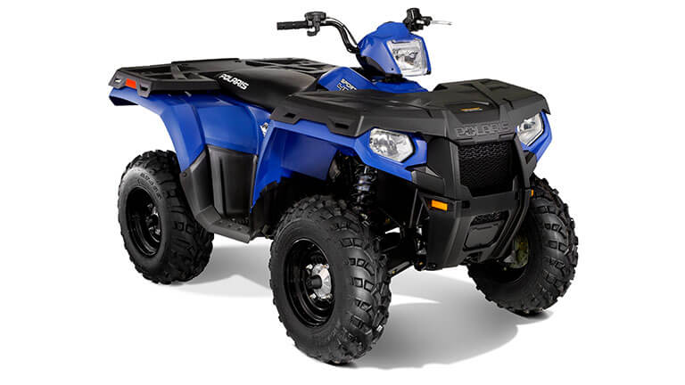 SPORTSMAN® 400 H.O. BLUE FIRE