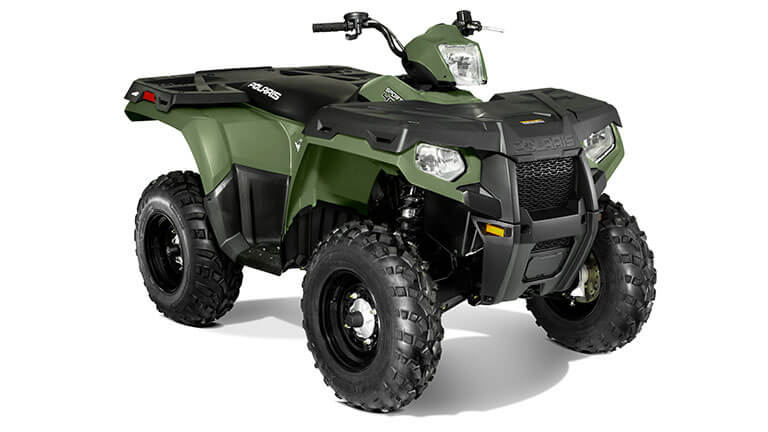 2014 Polaris Sportsman 400 H.O. Sage Green | Polaris Sportsman