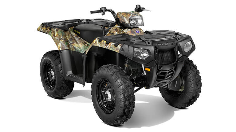SPORTSMAN® 550 EPS POLARIS PURSUIT® CAMO