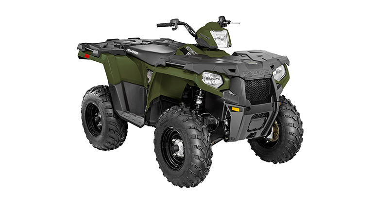 SPORTSMAN® 570 EPS SAGE GREEN