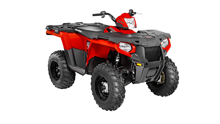 SPORTSMAN® 570 EFI INDY RED
