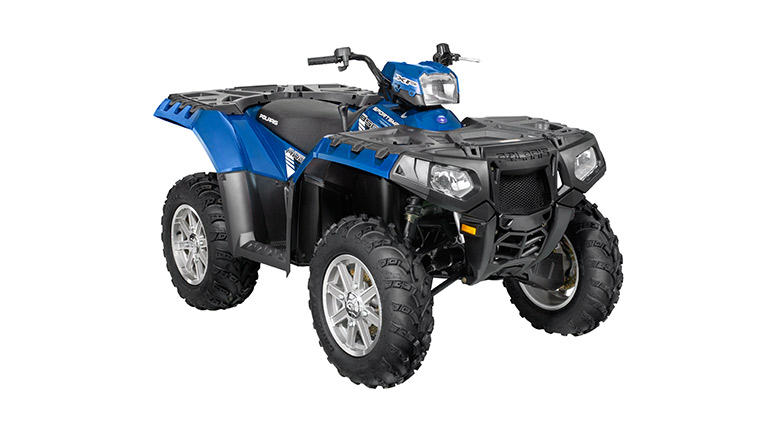 SPORTSMAN® XP 850 H.O. EPS BLUE FIRE LE