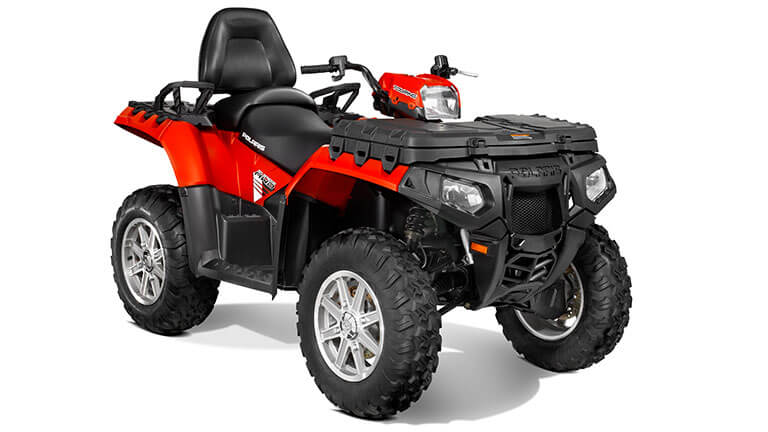 SPORTSMAN® TOURING 550 EPS SOLAR RED