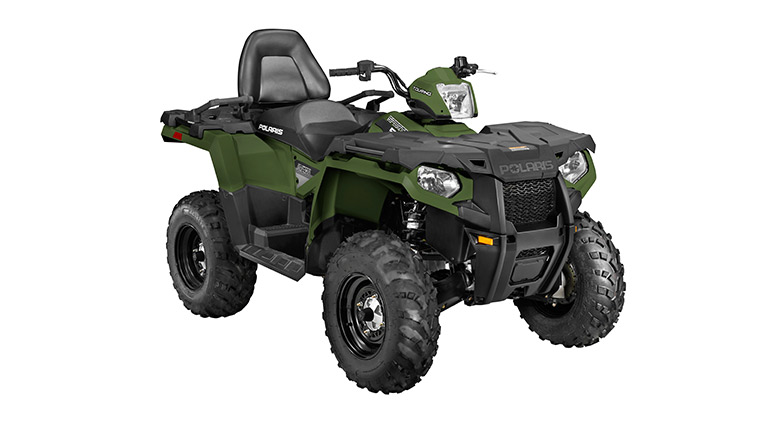 SPORTSMAN® TOURING 570 EFI SAGE GREEN