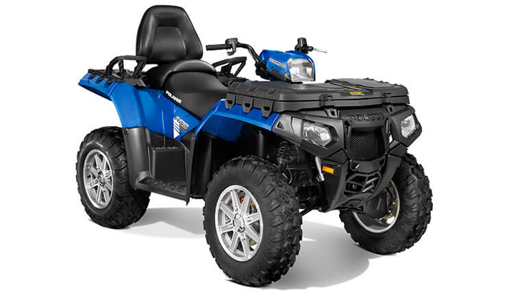 SPORTSMAN® TOURING 850 EPS BLUE FIRE