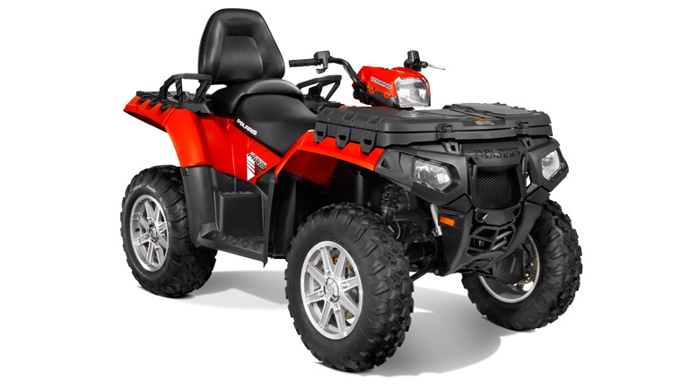 SPORTSMAN® TOURING 850 EPS SOLAR RED