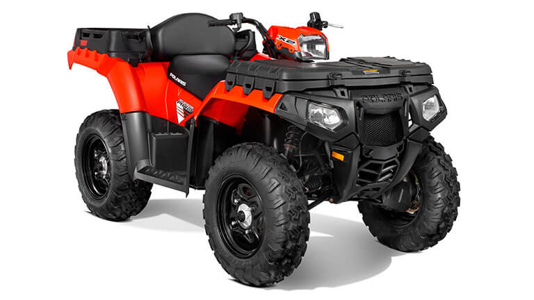 SPORTSMAN® X2 550 EPS INDY RED