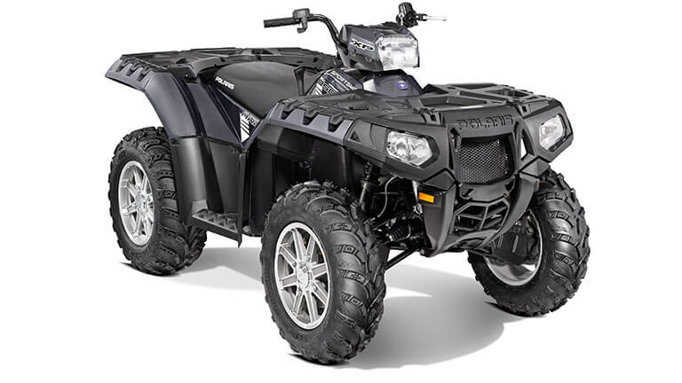 SPORTSMAN® XP 850 H.O. EPS MAGNETIC METALLIC