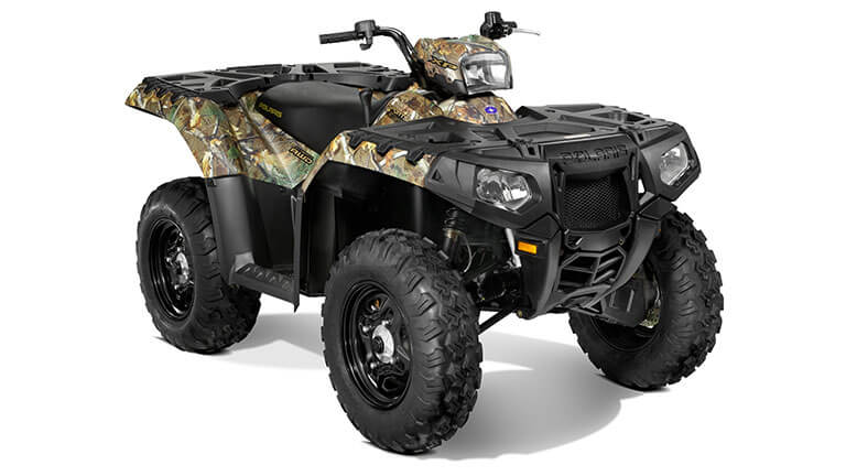 SPORTSMAN® XP 850 H.O. EPS POLARIS PURSUIT® CAMO