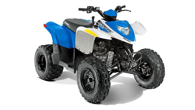 PHOENIX™ 200 VOODOO BLUE