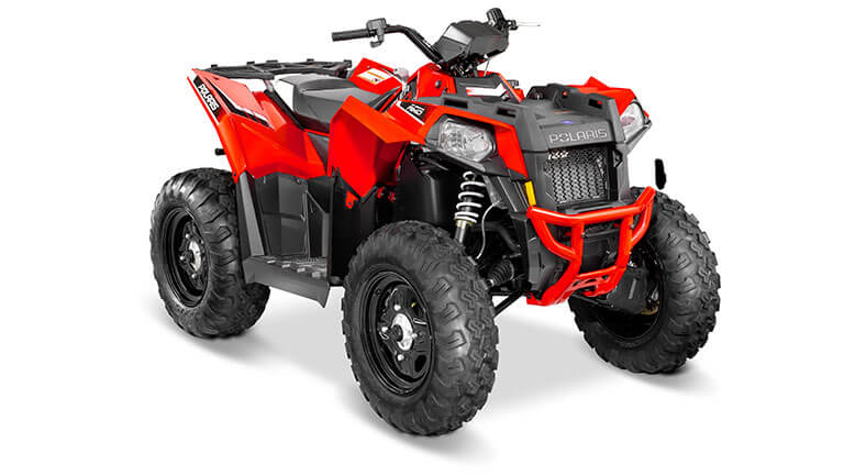 SCRAMBLER® 850 INDY RED