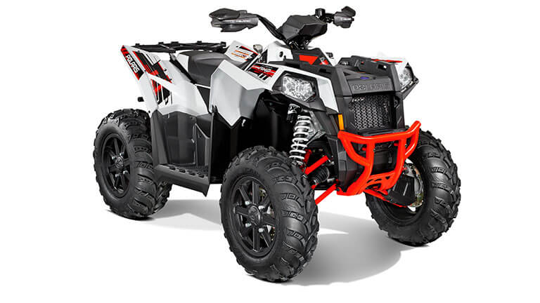 SCRAMBLER® XP 1000 WHITE LIGHTNING