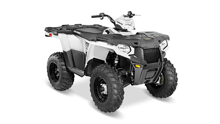 SPORTSMAN® 570 EPS BRIGHT WHITE