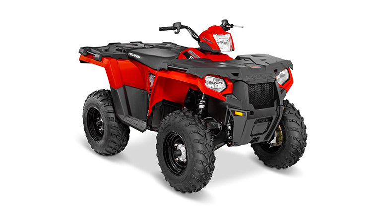 SPORTSMAN® 570 INDY RED