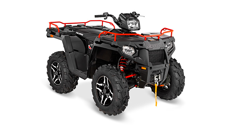 SPORTSMAN® 570 SP BLACK PEARL LE