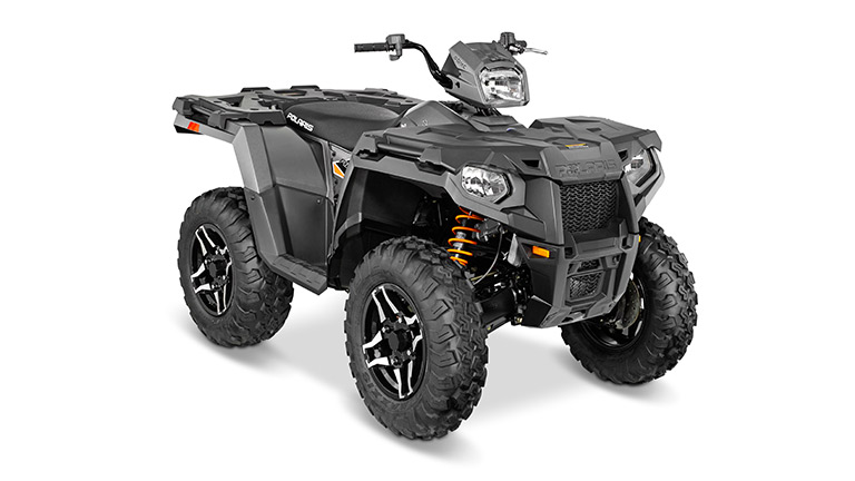 SPORTSMAN® 570 SP TITANIUM MATTE METALLIC