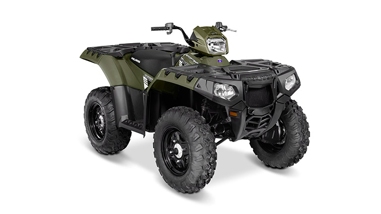 SPORTSMAN® 850 SAGE GREEN