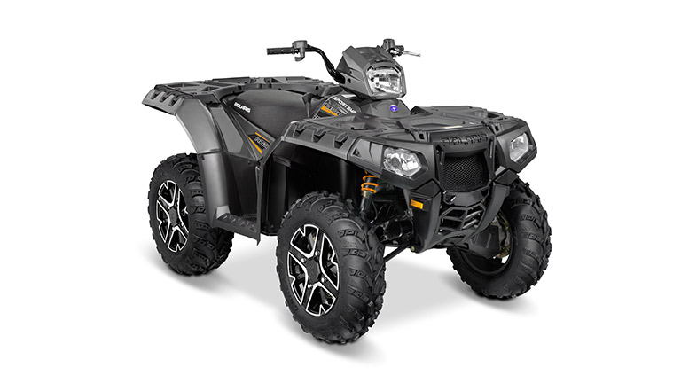 SPORTSMAN® 850 SP TITANIUM MATTE METALLIC