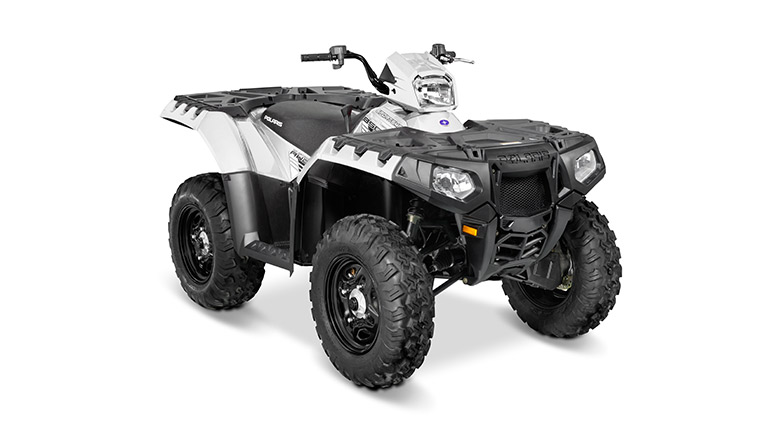 SPORTSMAN® 850 WHITE LIGHTNING