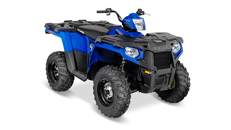 SPORTSMAN ® ETX BLUE FIRE