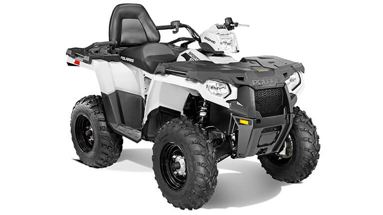 SPORTSMAN ® TOURING 570 EPS BRIGHT WHITE