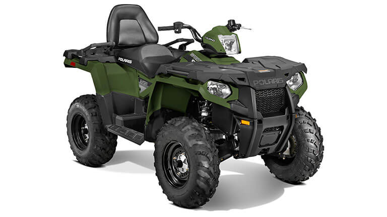 SPORTSMAN ® TOURING 570 SAGE GREEN