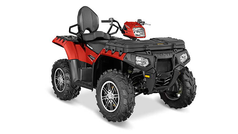 SPORTSMAN ® TOURING 850 SP SUNSET RED