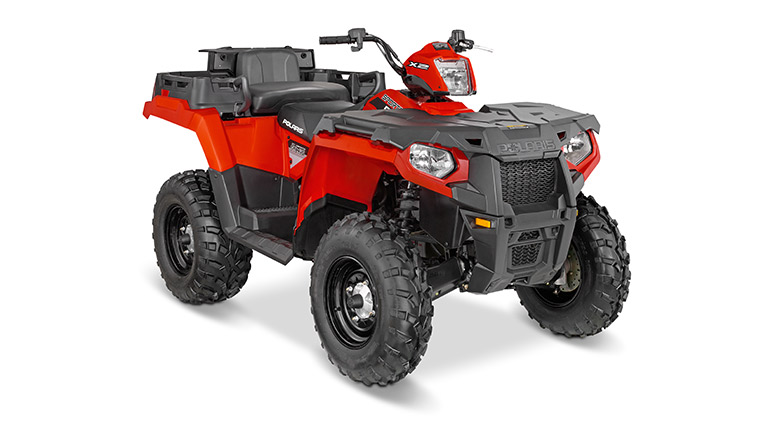 SPORTSMAN ® X2 570 EPS INDY RED