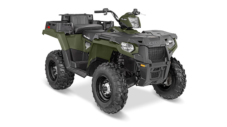 SPORTSMAN ® X2 570 EPS SAGE GREEN