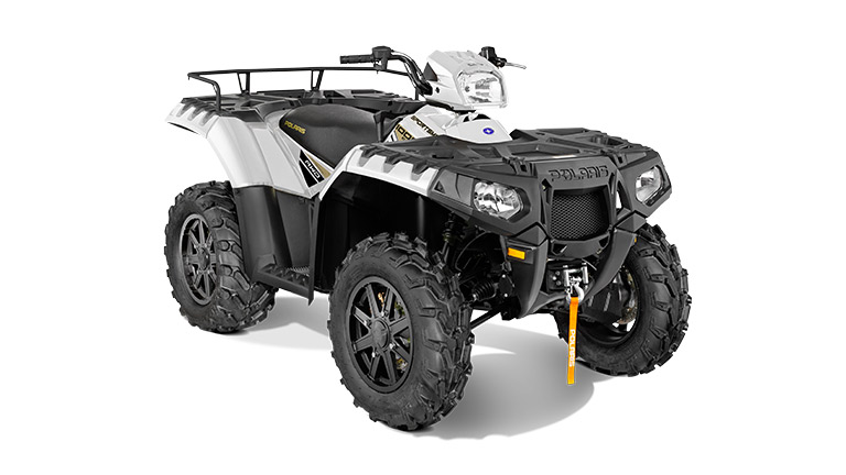 SPORTSMAN XP® 1000 MATTE WHITE