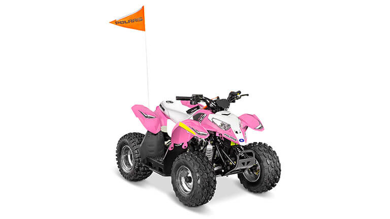 OUTLAW® 50 PINK POWER