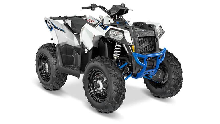 SCRAMBLER® 850 WHITE LIGHTNING
