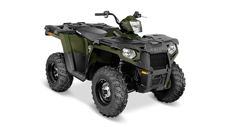 SPORTSMAN® 570 SAGE GREEN