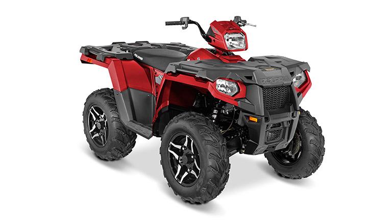 SPORTSMAN® 570 SP SUNSET RED