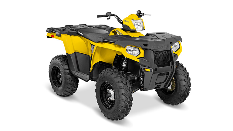 SPORTSMAN® 570 YELLOW