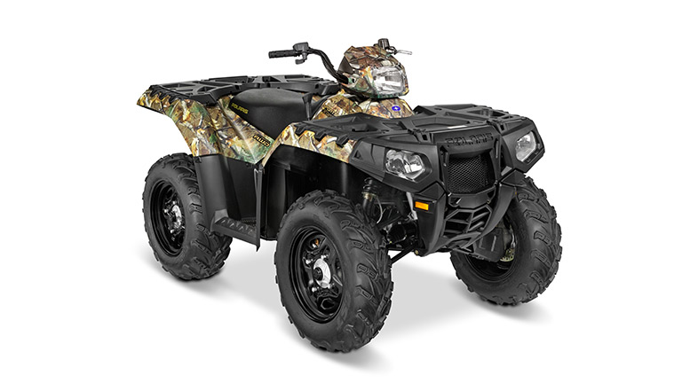SPORTSMAN® 850 POLARIS PURSUIT® CAMO