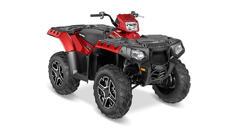 SPORTSMAN® 850 SP SUNSET RED