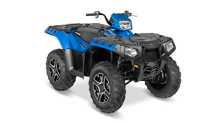 SPORTSMAN® 850 SP VELOCITY BLUE