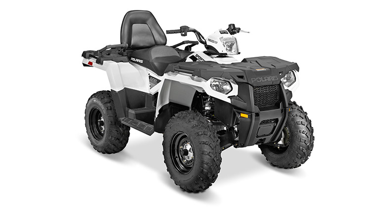 SPORTSMAN® TOURING 570 EPS BRIGHT WHITE
